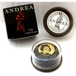 Andrea Cello Solo Rosin - Half Cake