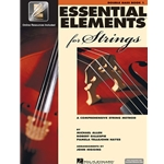 Essential Elements for Strings - Bass Book 1