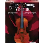 Barber Solos For Young Violinists Volume  4
